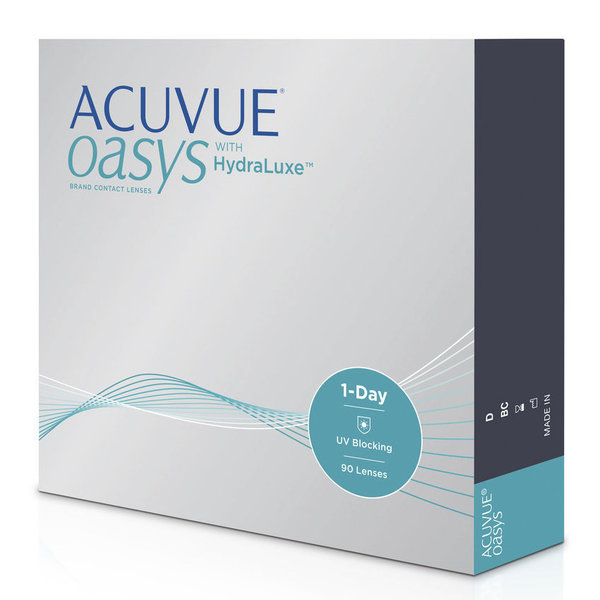 Acuvue Oasys 1- Day 90Stk.