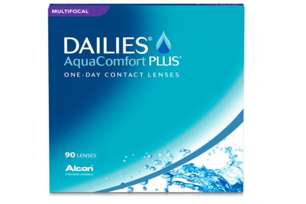Dailies Aqua Comfort Plus Multifocal 90Stk.